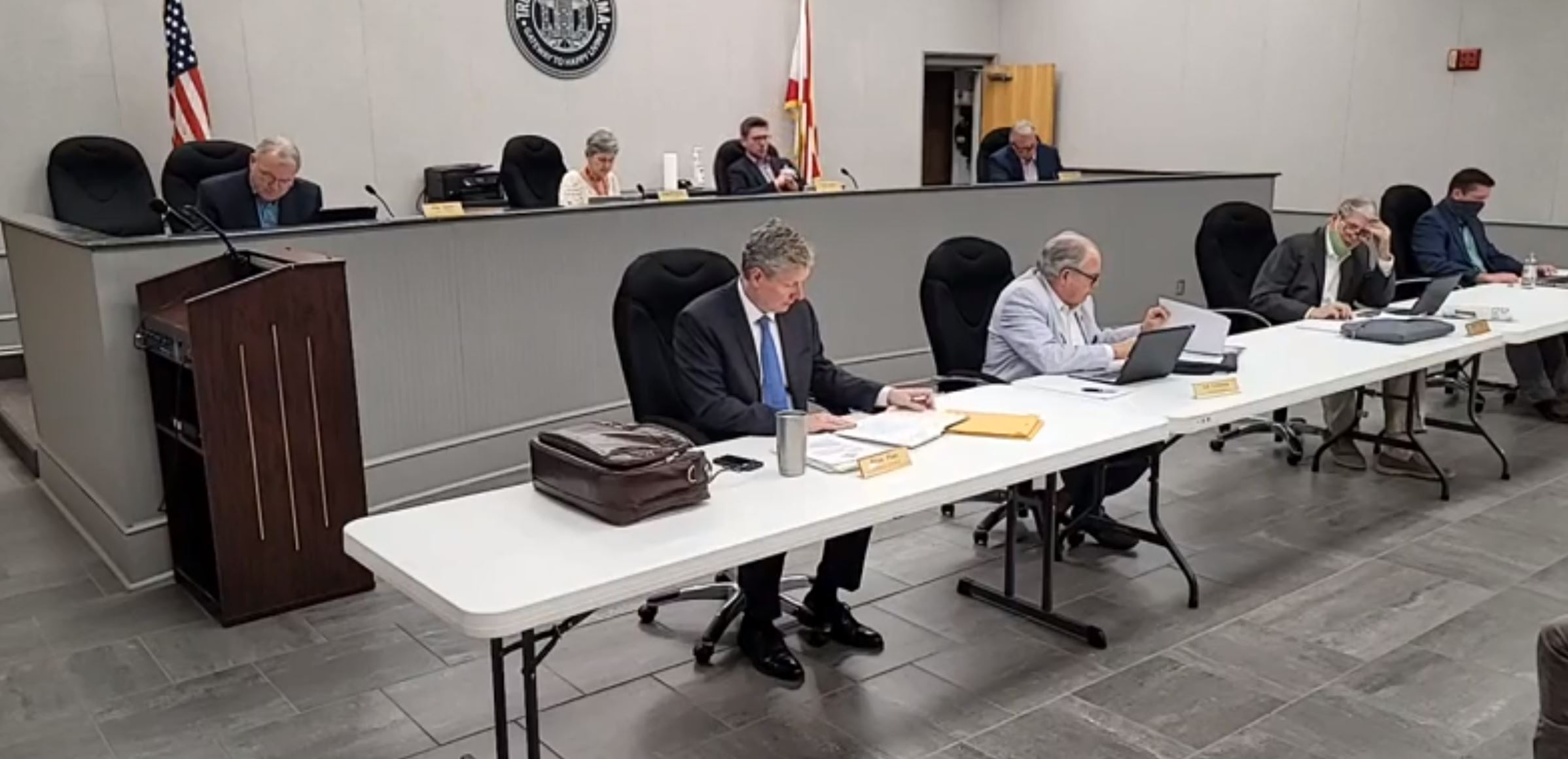 Trussville City Council discusses facility use agreement with Trussville City Schools
