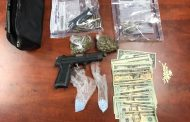 Argo Police seize guns, drugs and money during traffic stops