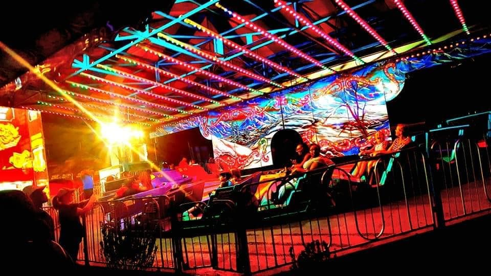 Alabama State Fair shut down early Saturday night, police respond