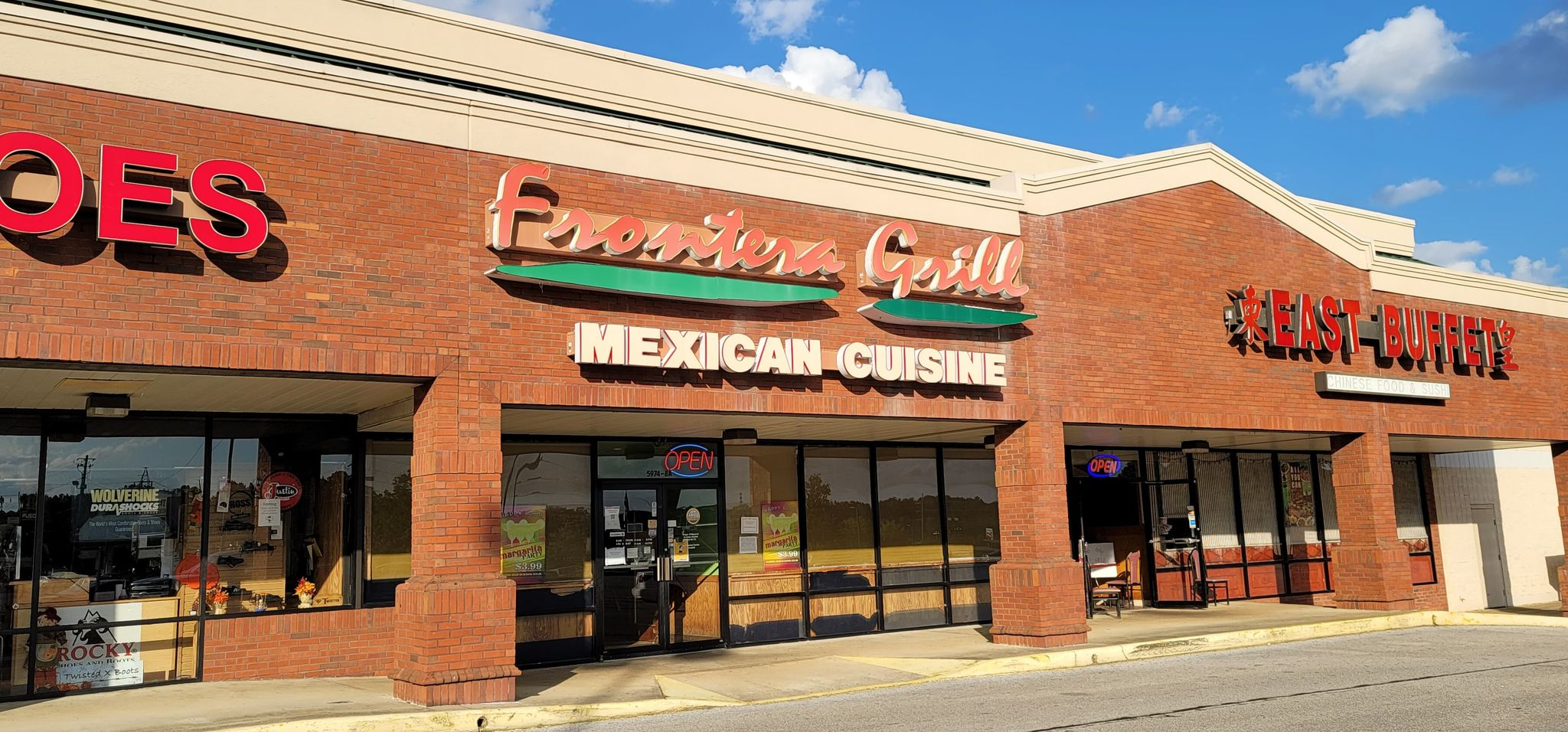 Frontera Grill in Trussville closing, leaving another empty storefront in Trussville Shopping Center