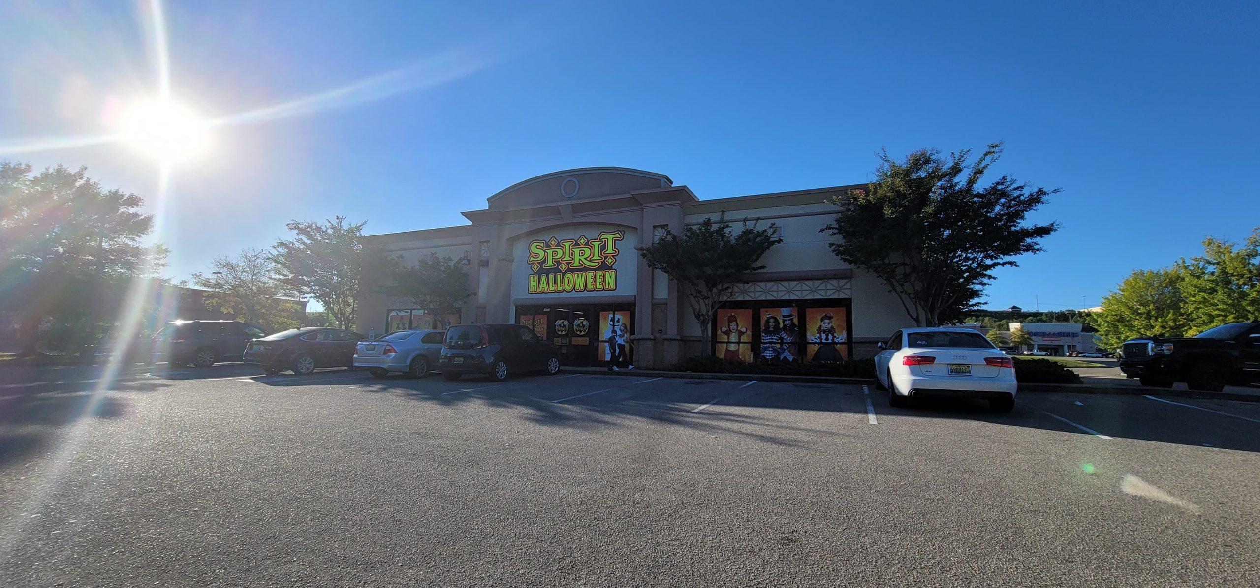 Spirit Halloween opens location in Trussville