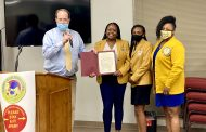 Pinson Council recognizes Lambda Eta Sigma Alumnae Chapter of Sigma Gamma Rho Sorority, Inc