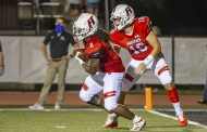 Goodwin sets Hewitt touchdown record en route to region win
