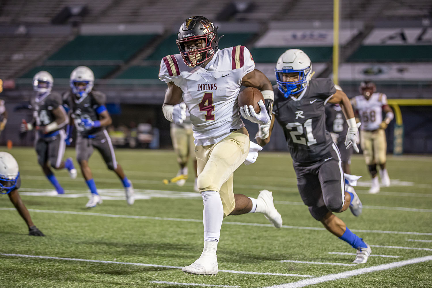 Pinson Valley falls to Ramsay on missed extra point