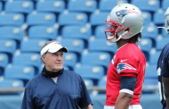 Column: New England's Odd Couple writes a post-Brady script