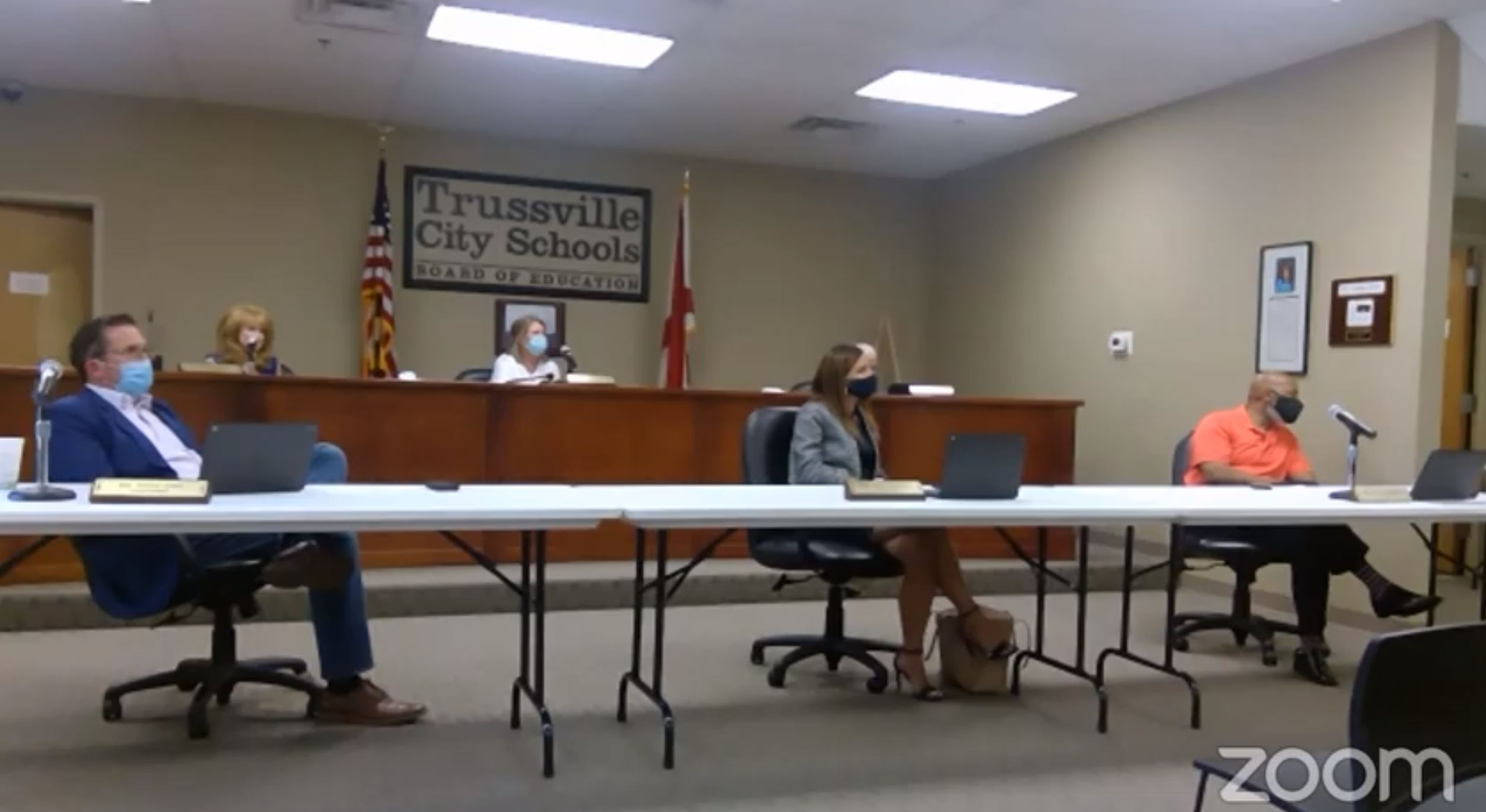 TCS Board of Education meeting streamed live online, Superintendent gives COVID-19 update