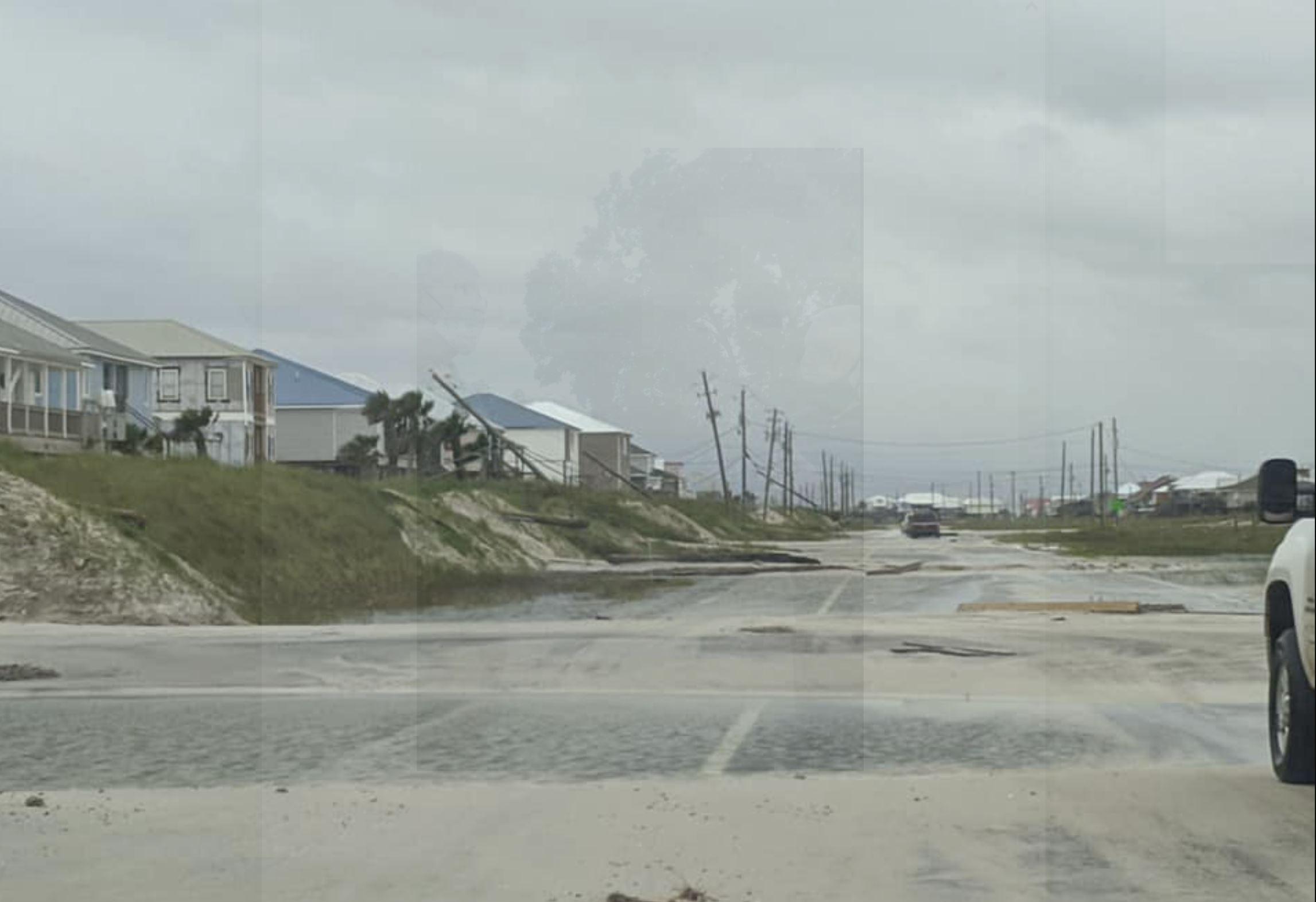 Hurricane Sally unleashes flooding, hundreds rescued