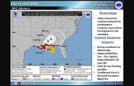 Sally now an 'extremely dangerous Category 2 hurricane'