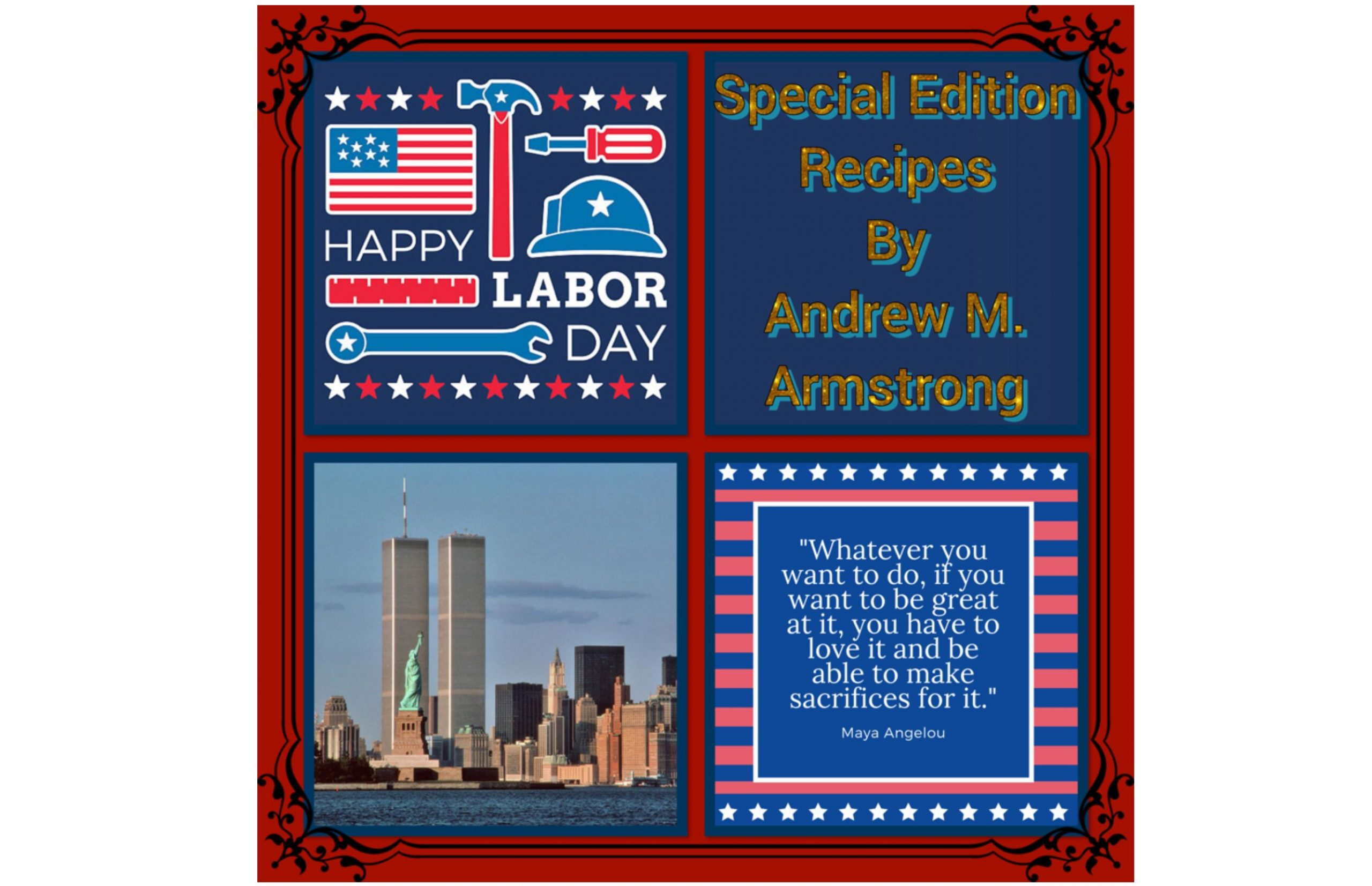 Labor Day Recipes by Andrew Armstrong