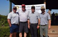 Rotary club adds new twist to annual golf tournament