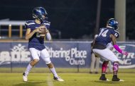Wallace sets Moody passing record in overtime shootout