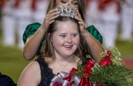 A moment like this: HTHS senior with Down Syndrome crowned Homecoming Queen