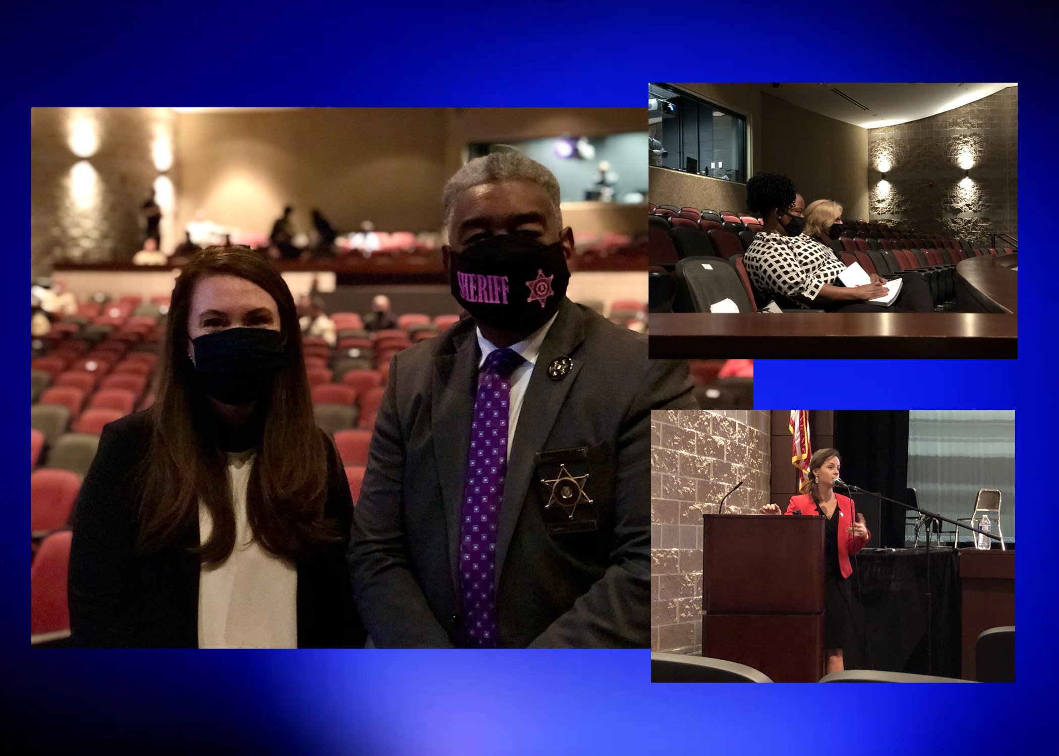 Sheriff's Office hosts training on domestic violence cases