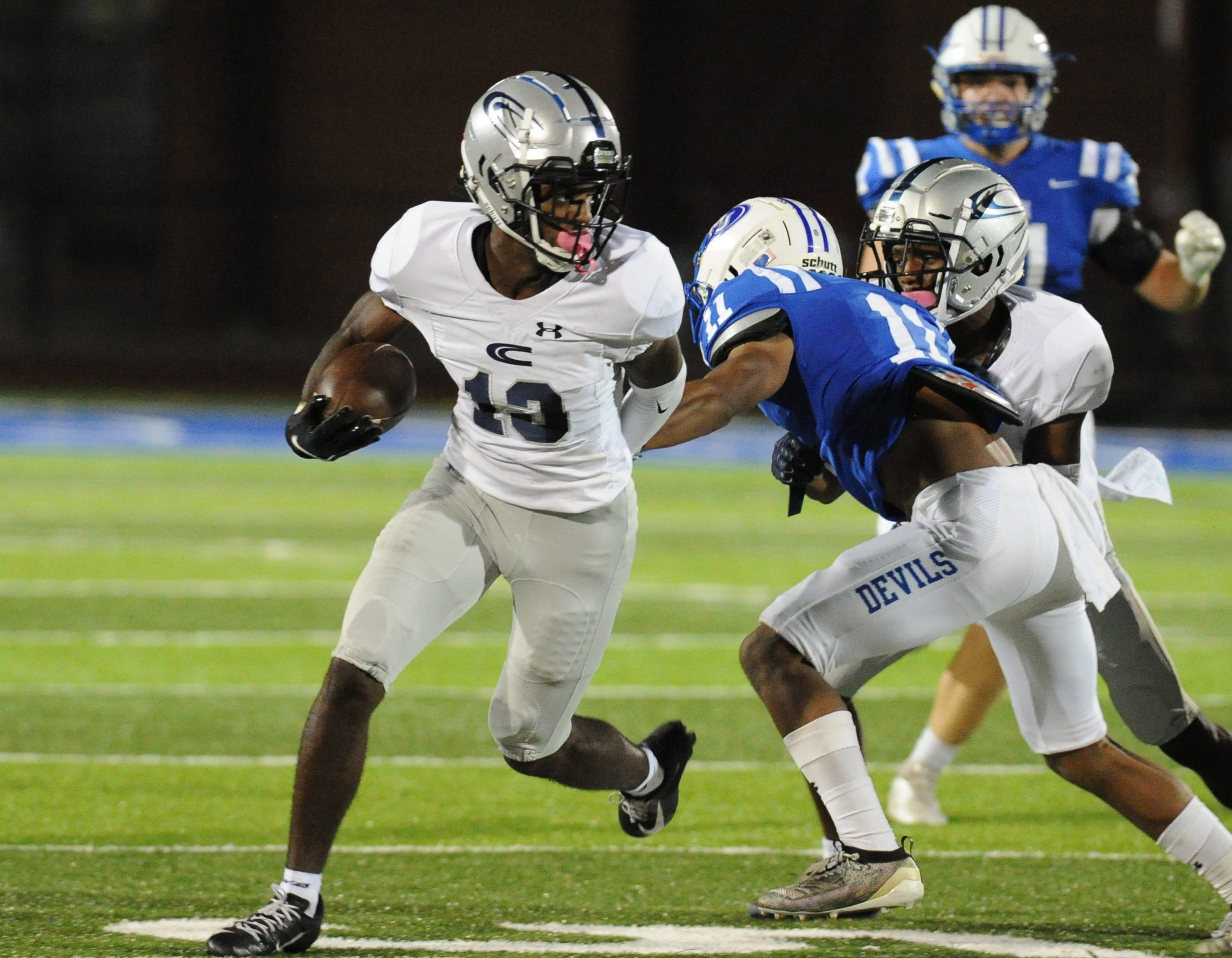 No. 3 Clay-Chalkville blasts Mortimer Jordan, 45-0