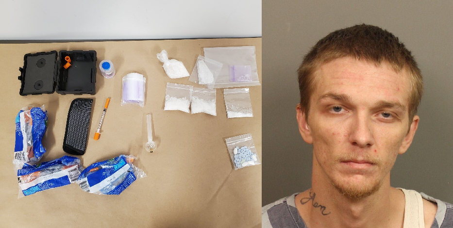Jefferson County deputies seize meth, cocaine and pills during traffic stop
