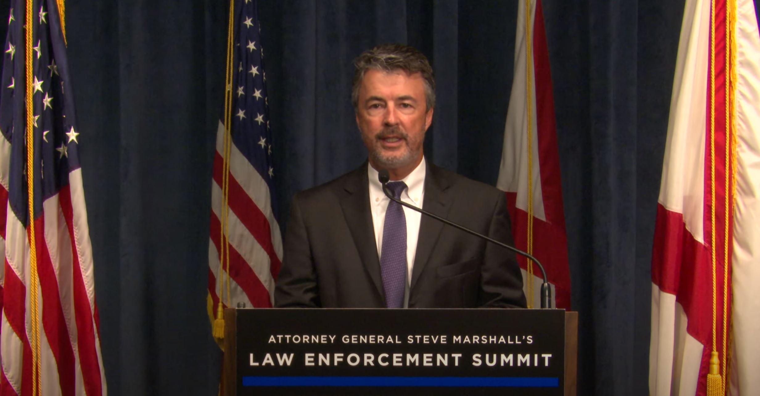 Marshall seeks second term as Alabama attorney general