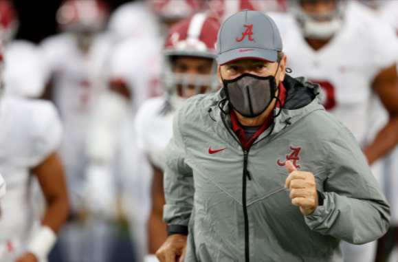 Alabama's Saban tests negative for COVID-19 in follow-up