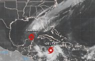 Tropical Storm Delta expected to intensify to hurricane, impacting Gulf this week