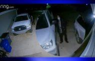 Trussville Police release video of Stockton car break-ins