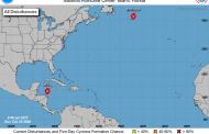 New storm Zeta a hurricane threat to Mexico, US Gulf Coast