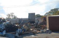 VIDEO: Crews demo building on Main Street in Trussville