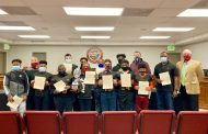 Pinson Council recognizes PYSC 12U Football team