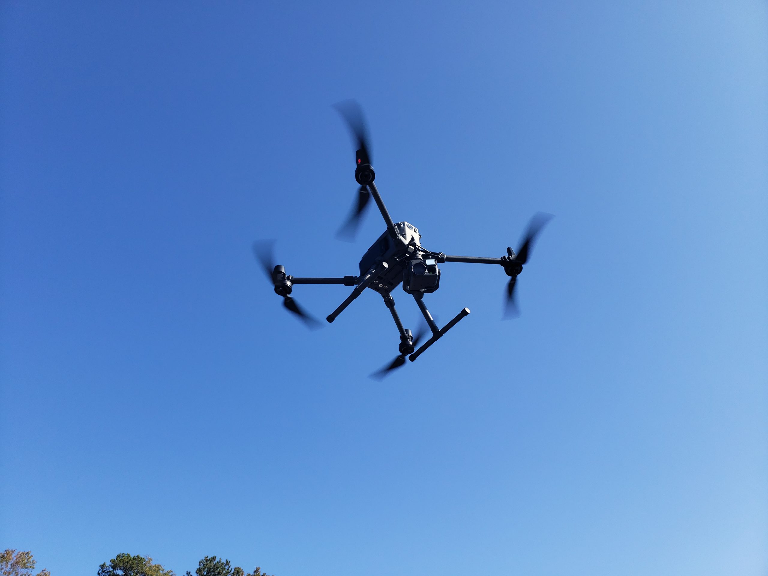 The sky is the limit for new Jefferson County EMA drone