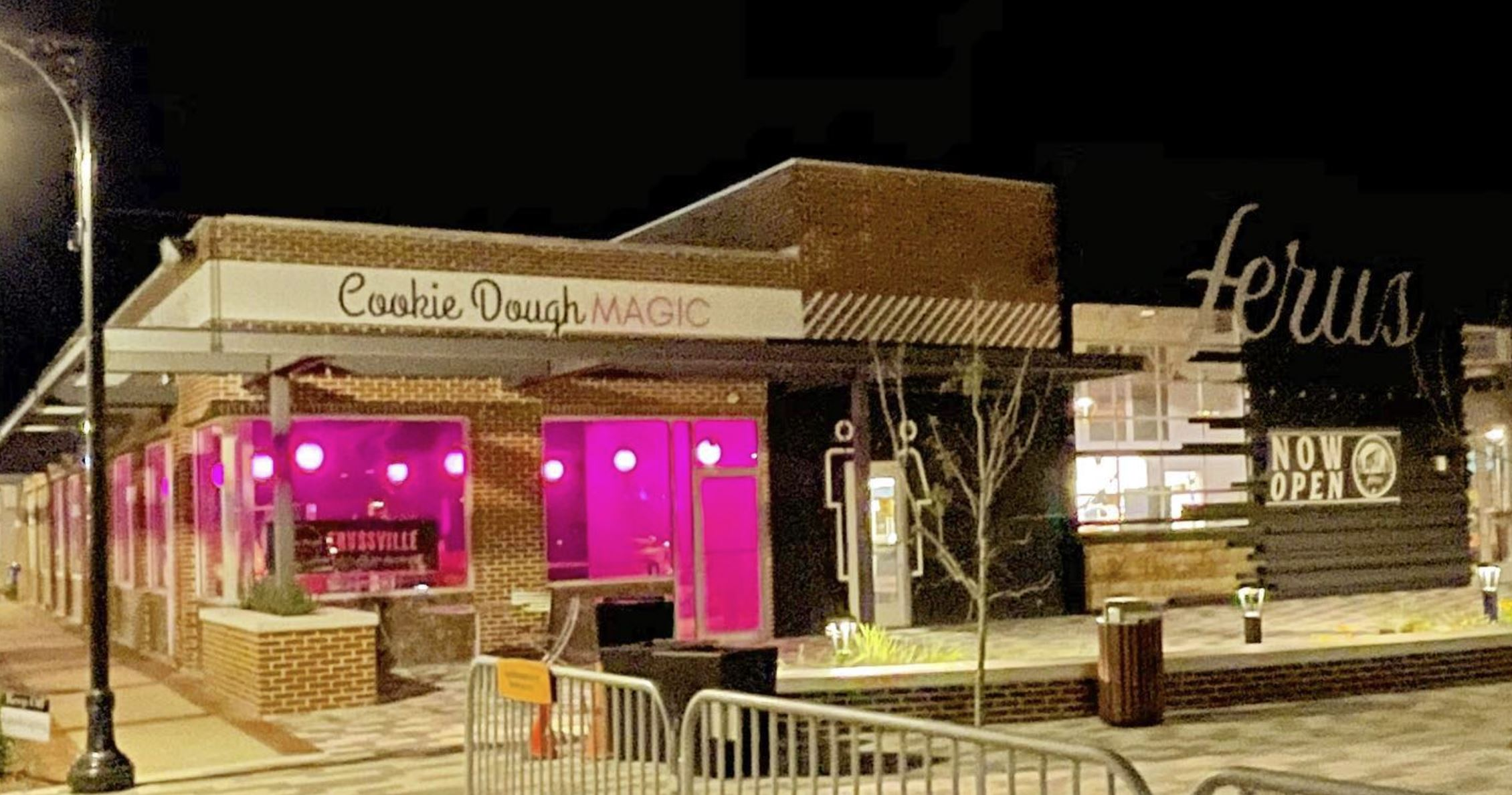 Cookie Dough Magic to open soon in Trussville Entertainment District