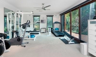 HOME SERVICES: Will adding a home gym increase your property value?