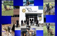 6 ballistic vests donated to Hoover PD K9 Unit