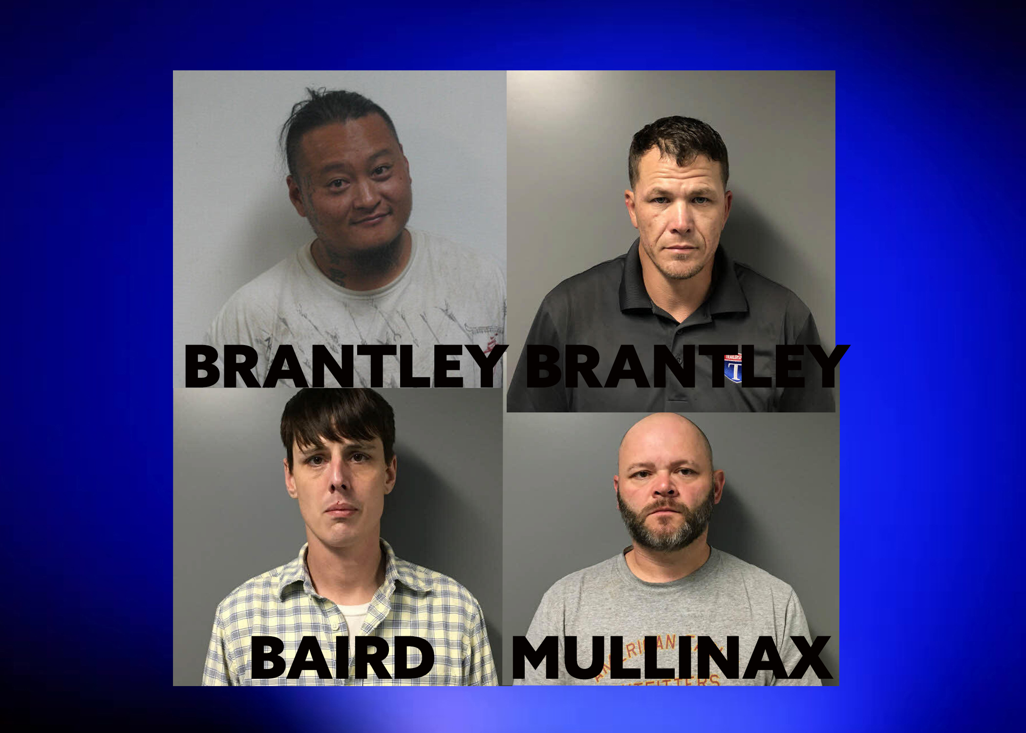 St. Clair Co. undercover investigation leads to 4 meth trafficking arrests