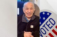 GOOD NEWS: 103-year-old man votes at precinct in St. Clair County
