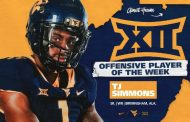 Clay-Chalkville grad T.J. Simmons named Big 12's Offensive Player of the Week
