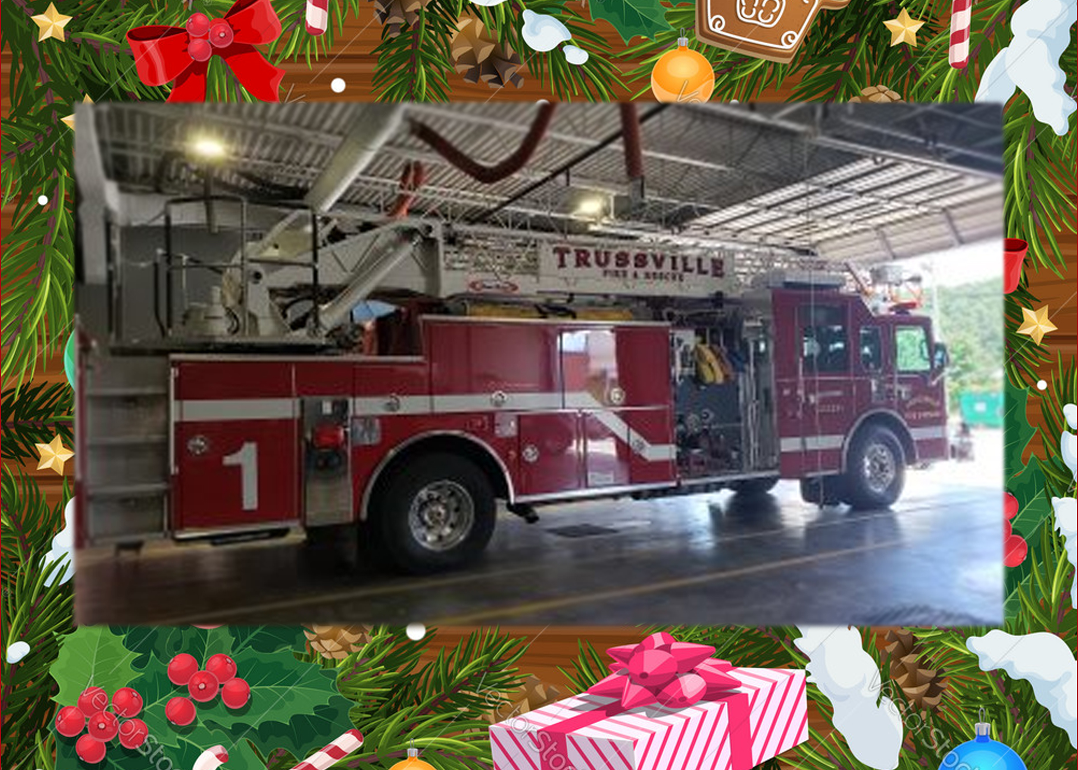 Trussville Fire & Rescue collecting 'Christmas for Kids' donations