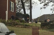 Be Thankful: Trussville Firefighters get to raking after elderly woman falls while doing yard work