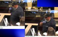 NEW TONIGHT: Trussville PD released images of bank robbery suspect without mask
