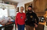 Springville PD and Senior Center teaming up to deliver groceries to elderly