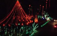 Drone video: Bama Lights dazzling display in Pinson