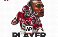 Tide's DeVonta Smith is 1st WR to win AP Player of the Year