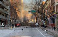 BREAKING: Human remains found near Nashville blast site