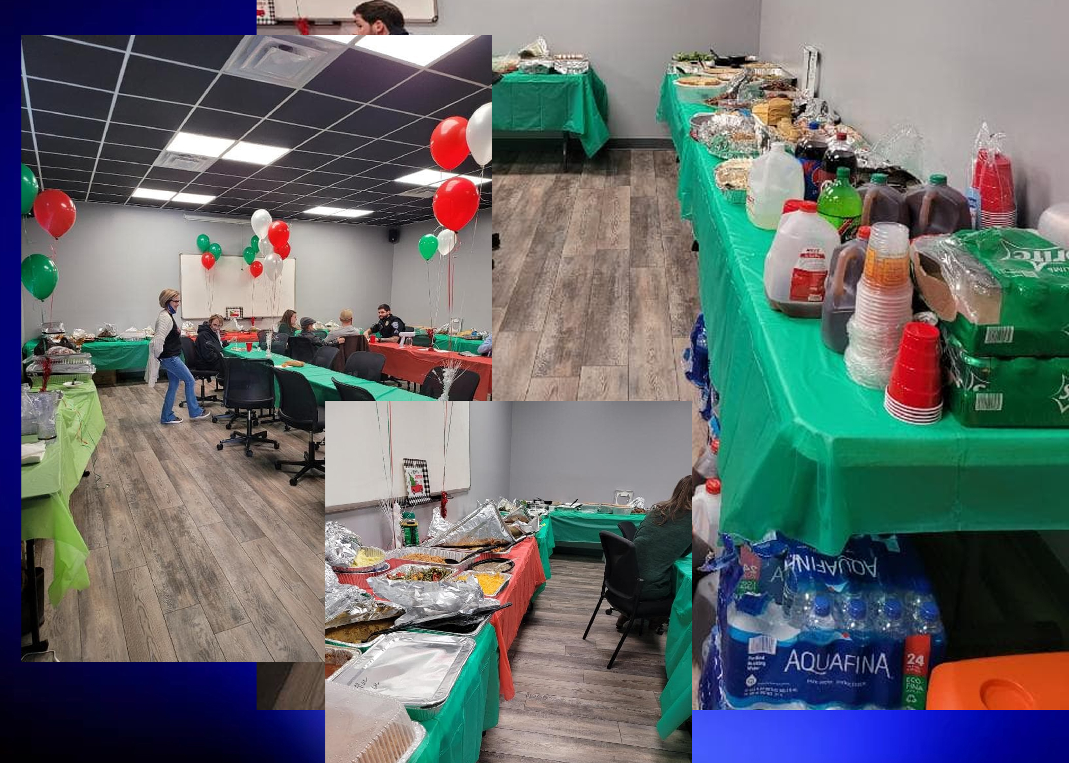 Trussville woman organizes food for first responders for 5th year
