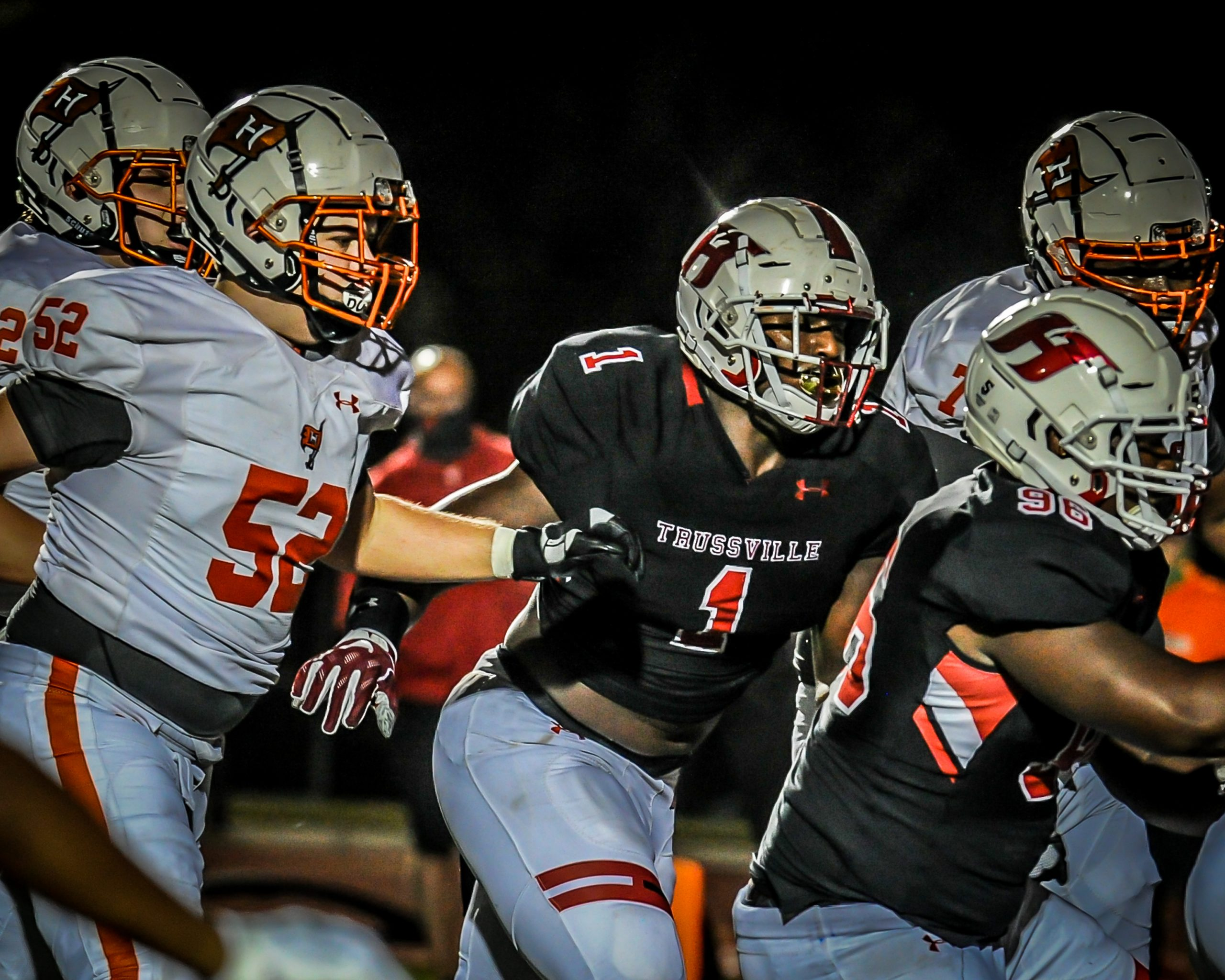 All-State Football Team announced; 17 locals recognized