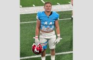 Berguson records 7 tackles and an INT in North-South All-Star Game