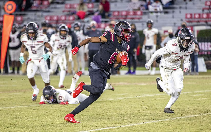 Pinson storms back on Spanish Fort to lock up 3rd state championship