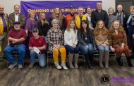 Margaret Lions Club welcomes 20 new members