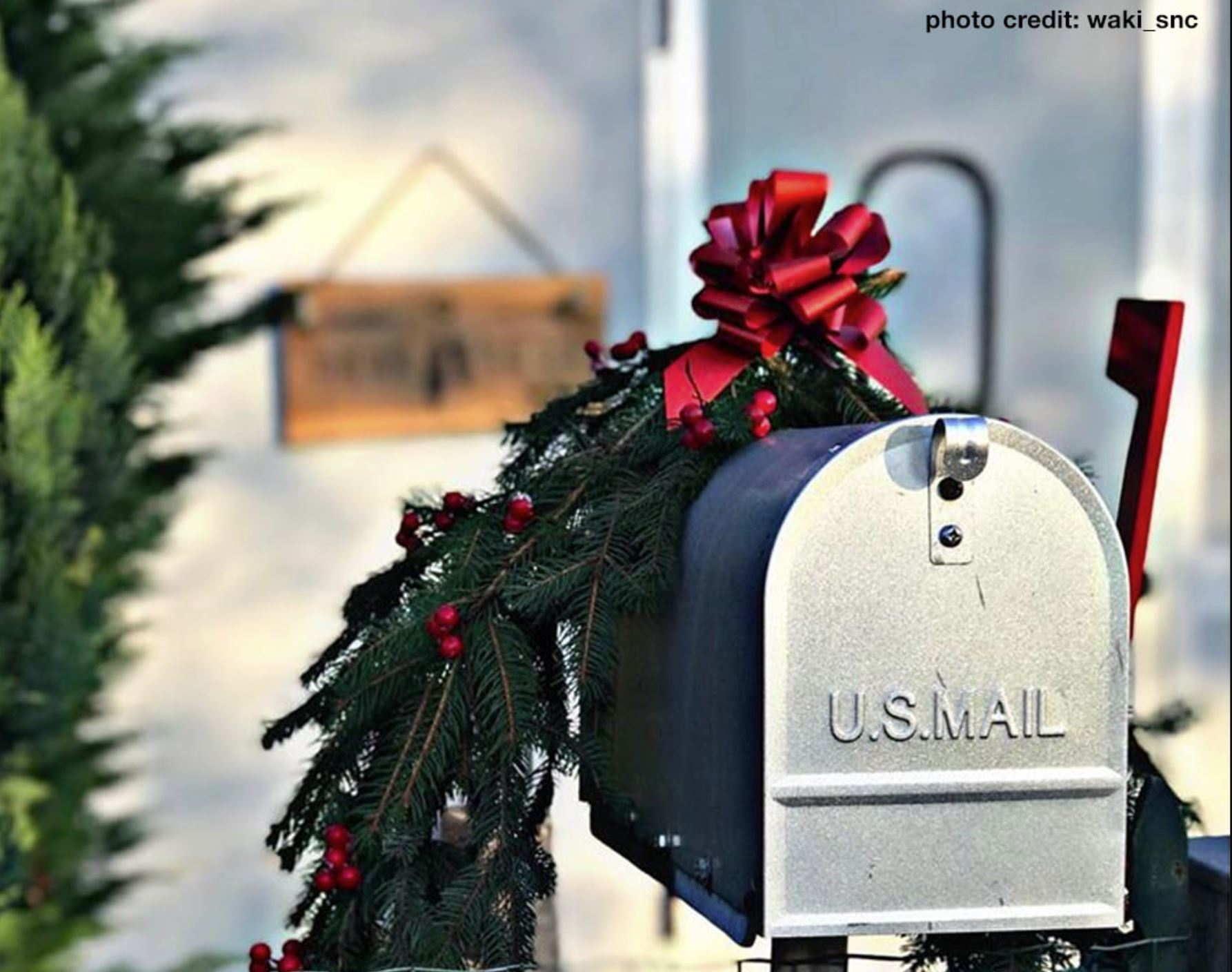USPS shipping deadlines for Christmas holiday