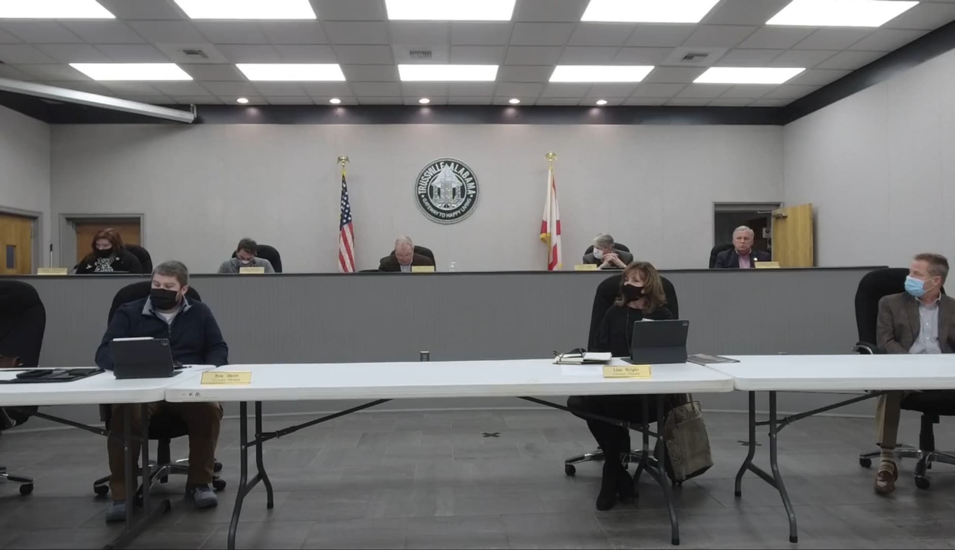 Trussville City Council approves facility use agreement with TCS, gives Irondale greenlight to use jail