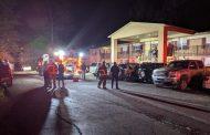 BREAKING: Trussville Fire on scene of condo fire