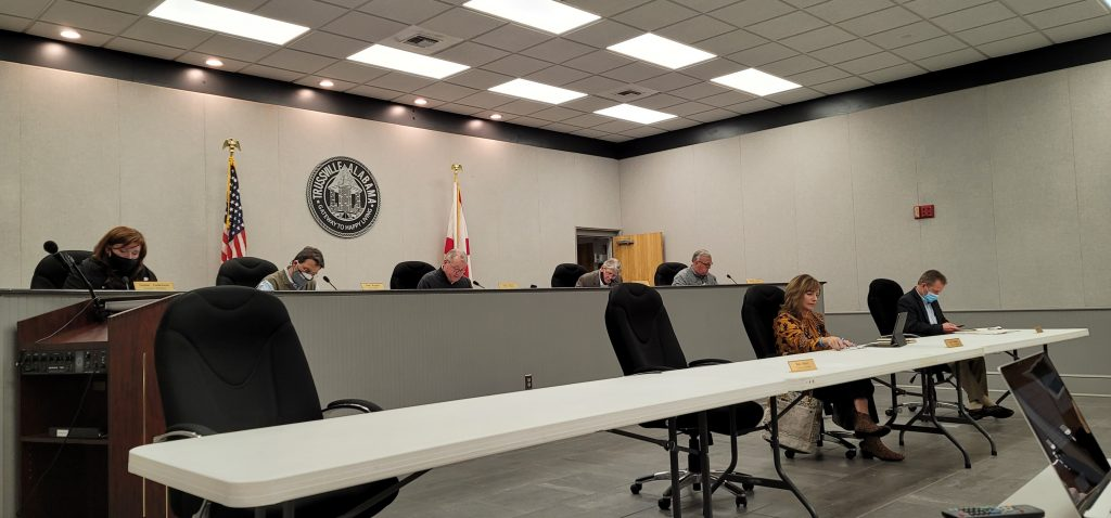 Trussville City Council approves stage agreement with Ferus, votes to form cemetery authority