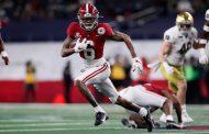 No. 1 Alabama beats Notre Dame 31-14 in Rose Bowl